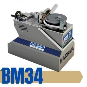 BM34 machine de cintrage