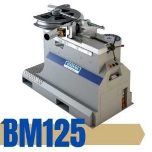 BM125 Machine de Cintrage