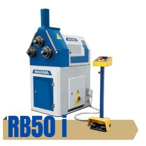 RB50i Ring Roller Machine