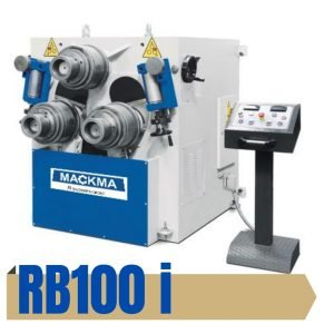 RB100i Ring Roller Machine