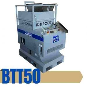 BTT50 Briquetting Machine