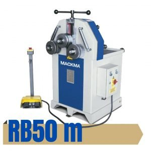 RB50m Ring Roller Machine